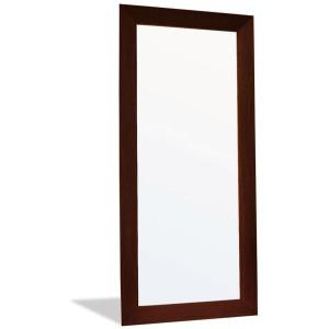 Double Large rectangular mirror