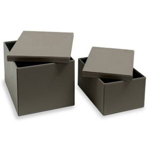Clever Storage boxes