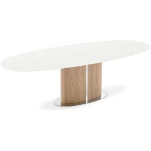 Odyssey Extending table, elliptical top