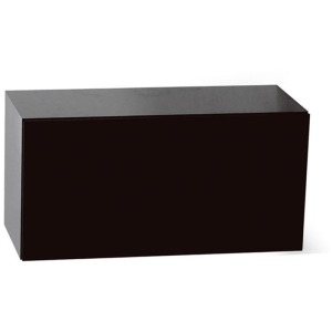 Inbox Horizontal wall unit with drop-down door
