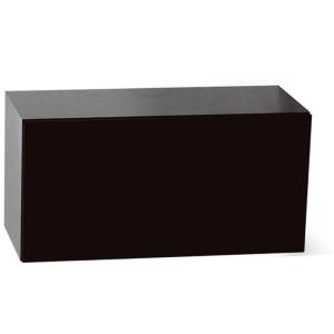 Inbox Horizontal wall unit with lift-up door