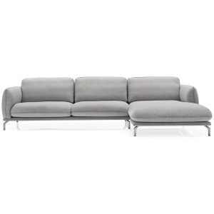 Taylor Modular sofa, visible feet
