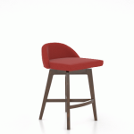 "Upholstered 25"" Swivel Stool"