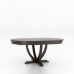 Classic Wood Top Table