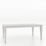 """Wood Top 30"""" Rectangular Table 3860"""