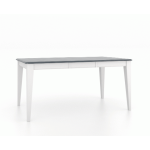 """30"""" Rectangular Wood Top Table"""
