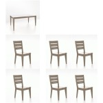 Gourmet 7PC Dining Set