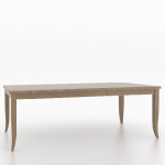 "Wood Top 31"" Rectangular Table 4268"
