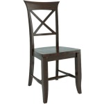 Canadel Wood Side Chair