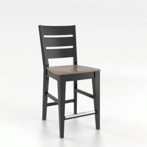 "Gourmet 24"" Fixed Stool"