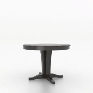 "Core 36"" Round Wood Top Table"