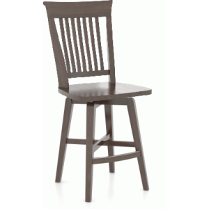 "23"" Fixed Stool 7528"
