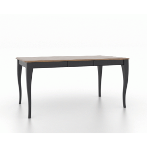 "Wood Top 30"" Rectangular Table 3648"