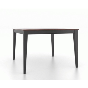 Gourmet Wood Top Table 5454
