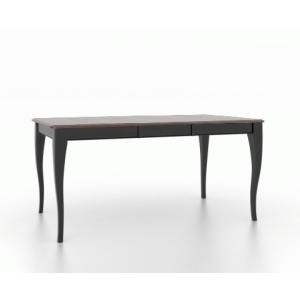 Gourmet Wood Top Table 3648