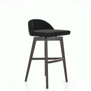Downtown Swivel Bar Stool