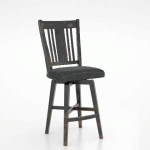 Champlain Swivel Stool