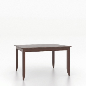 Canadel Core Wood Top Table