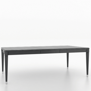"Wood Top 30"" Rectangular Table 4268"