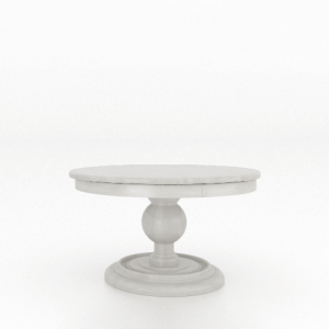 "Wood Top 30"" Round Table 5454"