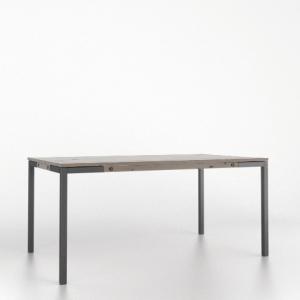 East Side Wood Top Table