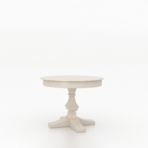 "30"" Round Wood Top Table 4242"