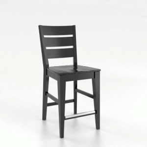 "24"" Fixed Stool 9023"