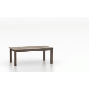 "30"" Rectangular Wood Top Table 3878"