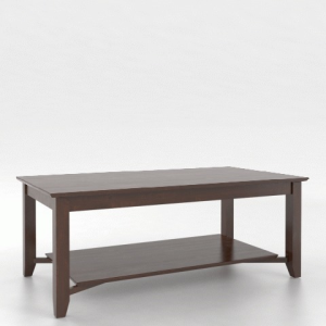 Canadel Living Coffee Table