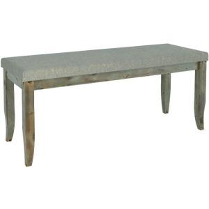 Champlain Upholstered Bench