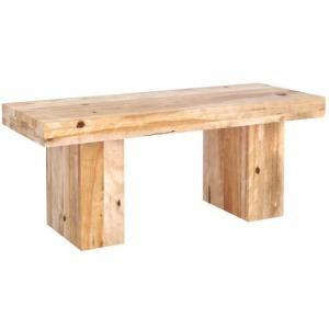 Loft Wood Bench