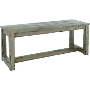 Champlain Wood Bench