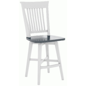 "24"" Fixed Stool 7528"