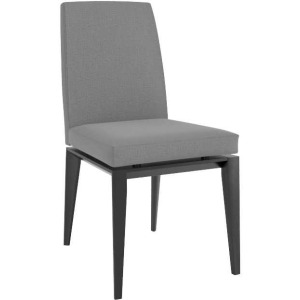 Downtown Upholstered Fixed Chair