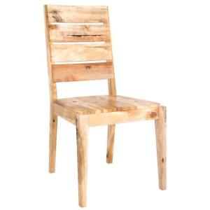 Loft Wood Side Chair