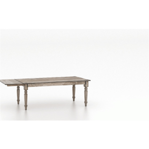 Champlain Wood Top Table