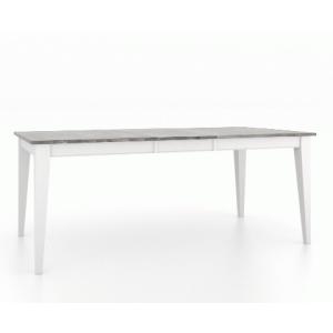 """30"""" Rectangular Wood Top Table 3860"""