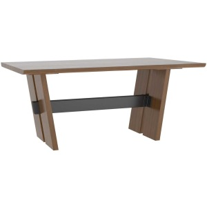 East Side Rectangular Wood Table