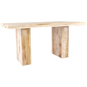 Loft Rectangular Wood Table