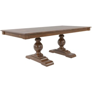 Canadel Rectangular Wood Table