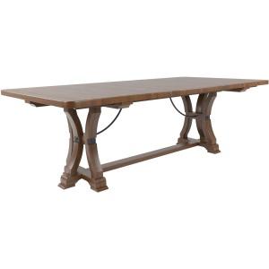 Canadel Rectangular Wood Table