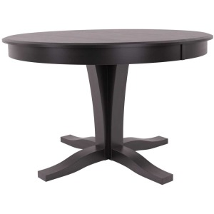 Gourmet Round Wood Table