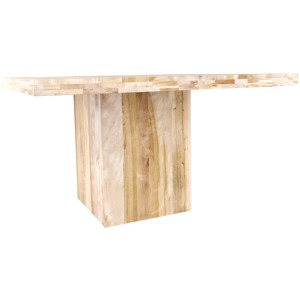 Loft Square Wood Table