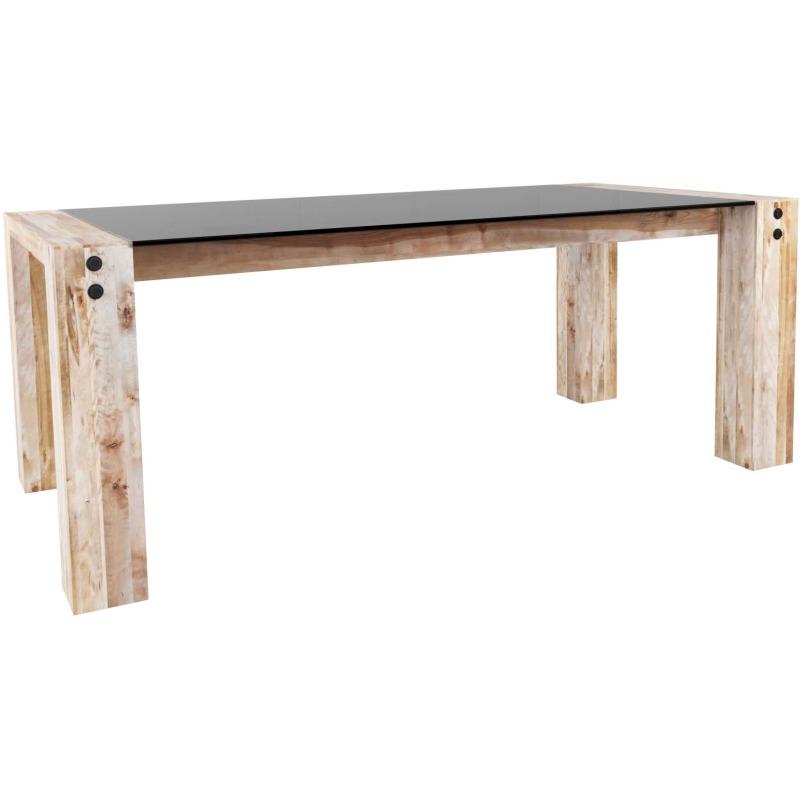 Loft Rectangular Glass Table