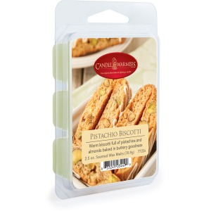 Pistachio Biscotti 2.5 oz Wax Melt