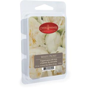 White Peony 2.5 oz Wax Melts