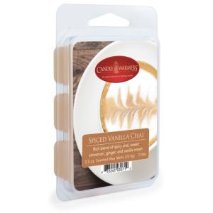 Spiced Vanilla Chai 2.5 oz Wax Melts