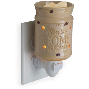 Bless This Home Pluggable Fragrance Warmer