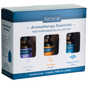 Aromatherapy Essentials Gift Set