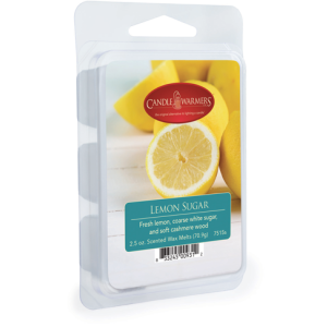 Lemon Sugar 2.5 oz Wax Melts